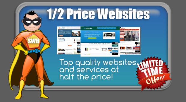 smart website sale